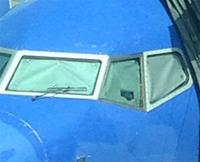 B-737 Replacement #3 Back Window