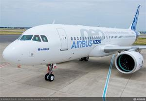Airbus 319/320/321  (Set of 3)